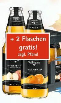 Apfelsaft von Niehoffs Vaihinger