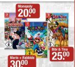 Games von Nintendo Switch