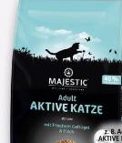 Katzentrockennahrung von Majestic