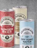 Erfrischungsgetränke von Fentimans