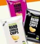 Bio Handcooked Chips von Trafo