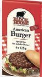 American Burger von Block House