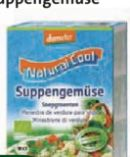 Bio Suppengemüse von Natural Cool