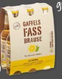 Zitrone von Gaffels Fassbrause