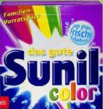 Vollwaschmittel von Sunil