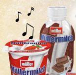 Milchdrink von Müller
