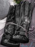 Herren Lederhandschuhe von Boccaccio