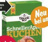 Der Schnelle Apfelkuchen von Bauckhof