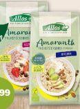 Bio Amaranth Frühstücksbrei von Allos