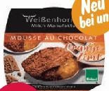 Bio Mousse au Chocolat von Weißenhorner Milch Manufaktur
