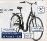 Citybike Red 3.0 28er von Zündapp