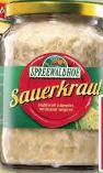 Sauerkraut von Spreewaldhof