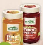 Bio-Fruchtaufstrich Frucht Pur von Allos