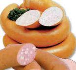 Schinken-Fleischwurst von Echt Gut