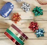 Weihnachts-Ringelband von Casa Deco