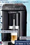 Kaffee-Vollautomat VeroCup 100 von Bosch