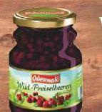 Wild-Preiselbeeren von Odenwald