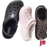 Damen-Herren Clogs Ralen Lined von Crocs