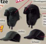 Outdoor Mütze von Toptex Sportline