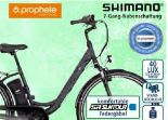 Alu-E-Bike City Genießer e2.9 von Prophete