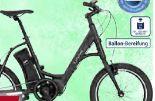 Alu-E-Bike City Genießer e9.01 von Prophete