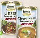 Bio-Suppen von Ökoland