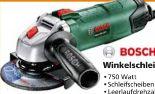 Winkelschleifer PWS 750-115 von Bosch