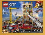 City Feuerwehr in der Stadt 60216 von Lego