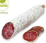 Bio-Salametti von Chiemgauer Naturfleisch