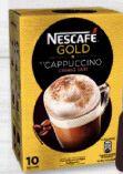 Gold Sticks Kaffee von Nescafé