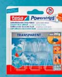 Powerstrips Waterproof von Tesa