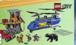 City Festnahme in den Bergen 60173 von Lego