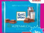 Großtafel von Ritter Sport
