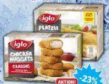 Hähnchenprodukte von Iglo