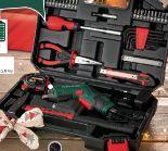 Werkzeugkoffer von Parkside