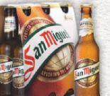 Bier von San Miguel