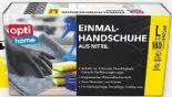 Einmal-Handschuhe von Optihome
