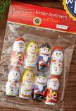Weihnachtsfiguren Sortiment von Wintertraum