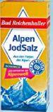Marken JodSalz von Bad Reichenhaller