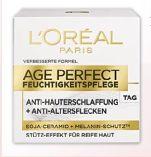 Age Perfect Feuchtigkeitspflege von L'Oréal Paris