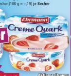 Quark-Creme von Ehrmann