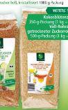 Bio-Zucker von Bio Sonne