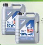 Leichtlauf-Motoröl von Liqui Moly