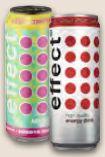 Energy Drink von Effect