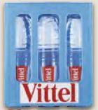 Mineralwasser von Vittel