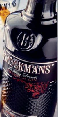 Intensely Smooth Premium Gin von Brockmans