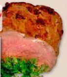 Gebackenes Roastbeef von Charoluxe