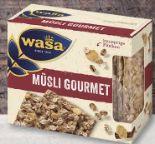 Gourmet Knäckebrot von Wasa