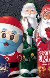 Schokoladen-Weihnachtsmann von Nestlé