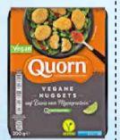 Vegetarische Gerichte von Quorn